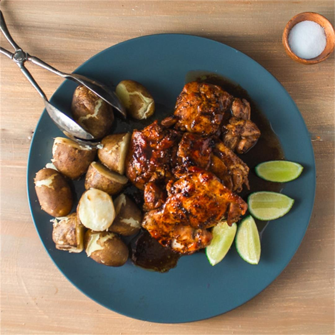 Spicy Honey Marinade