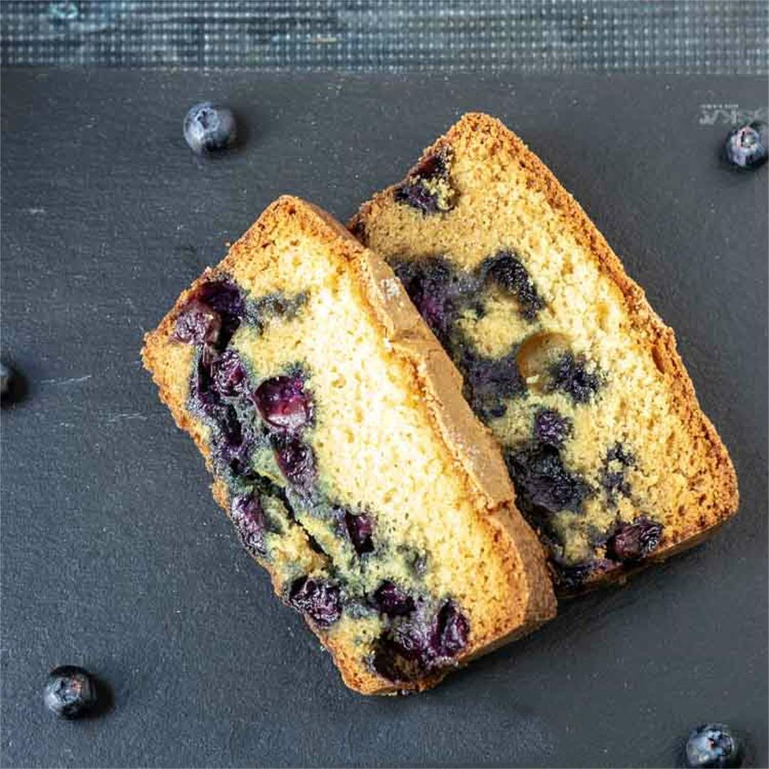Blueberry Muffin Cake Recipe You Can Enjoy All Day