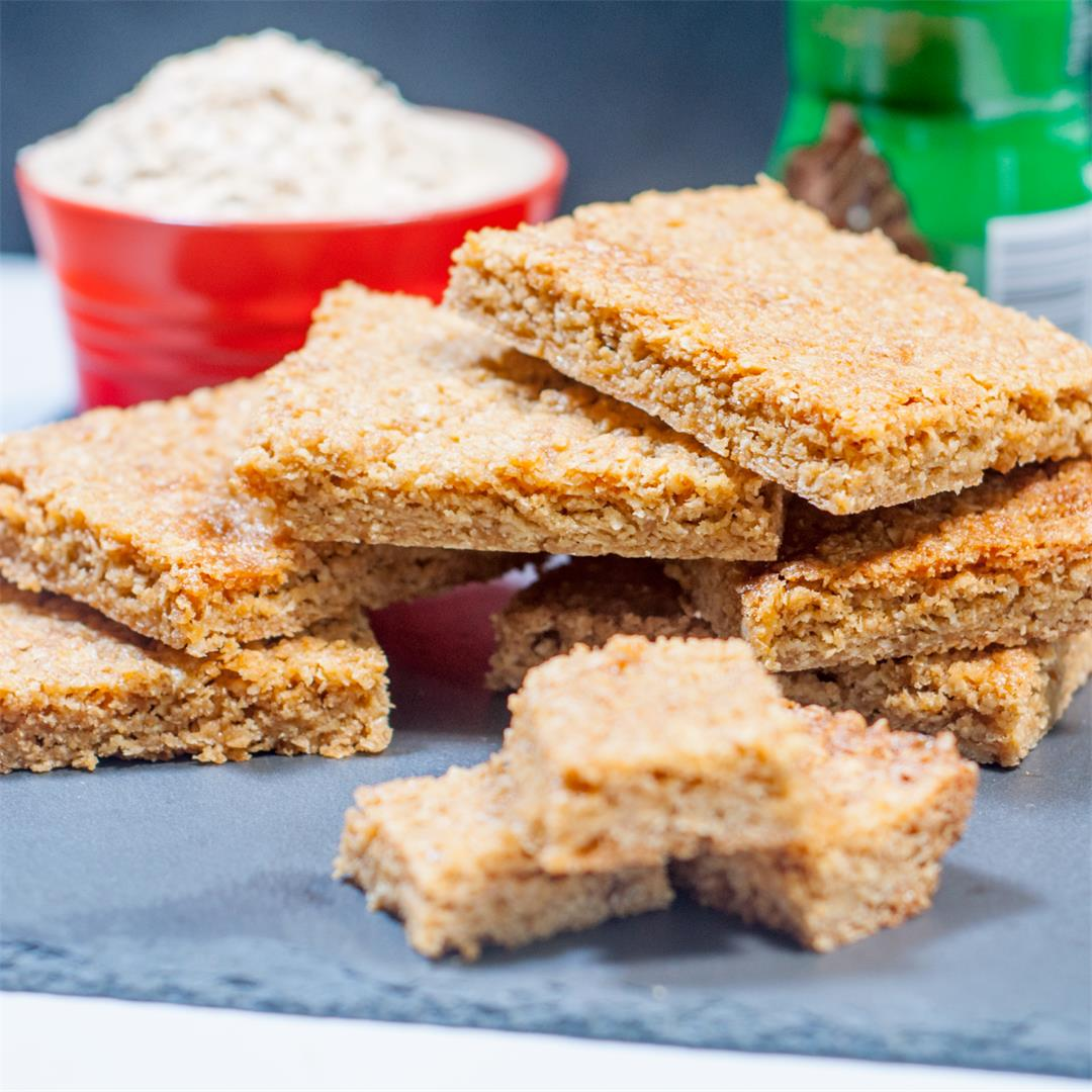 Extra Soft and Chewy Flapjacks