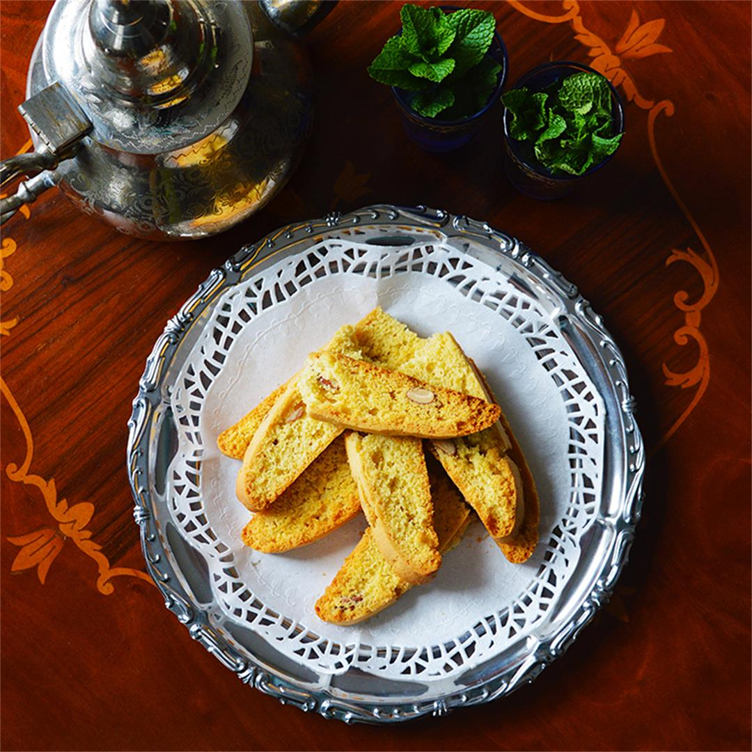 Moroccan Spiced Cookies