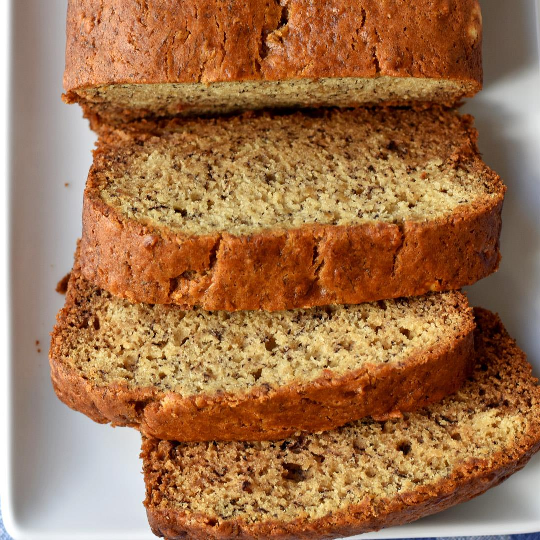 Mary's Homemade Banana Bread