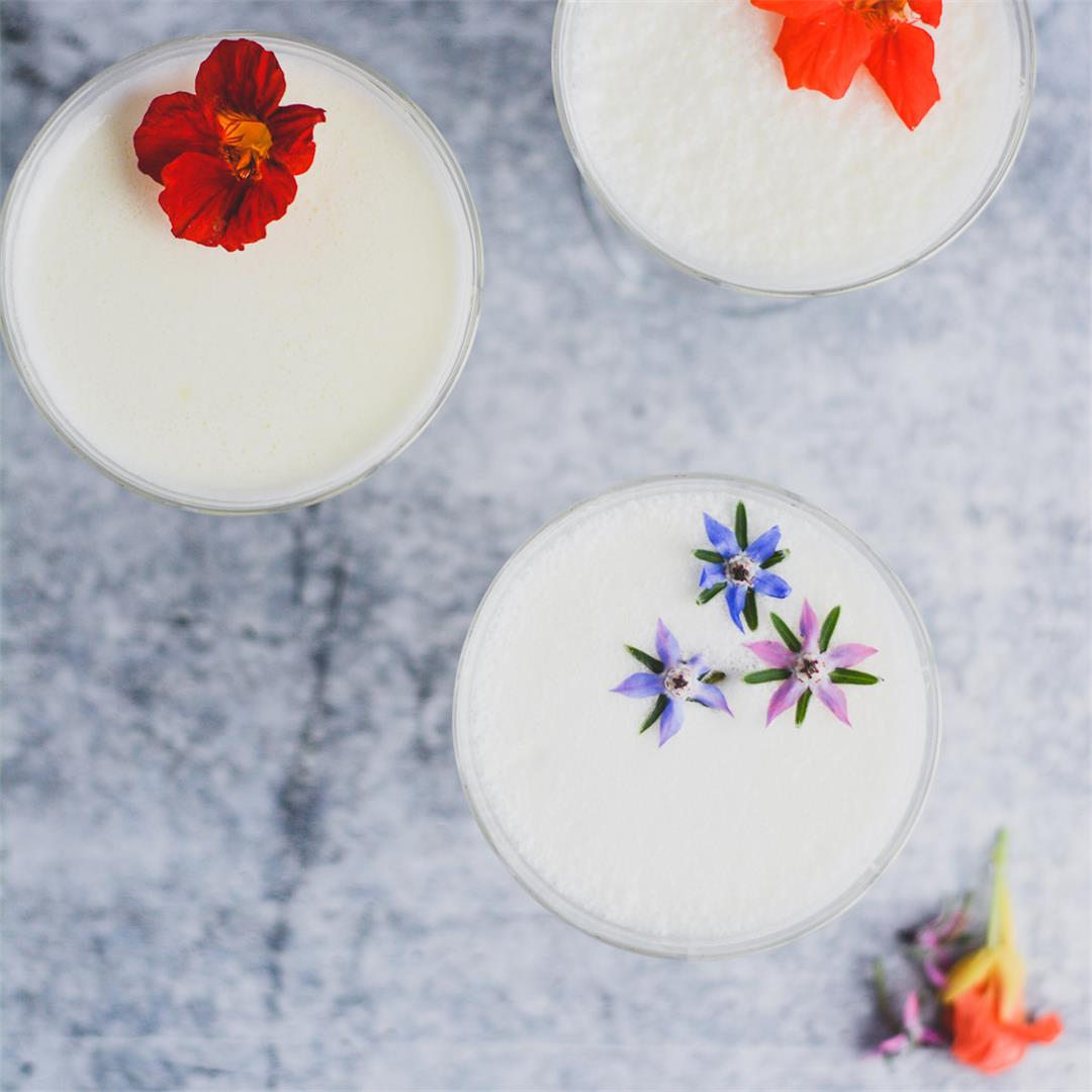 Celebratory Gin Fizz — Wanderings in My Kitchen
