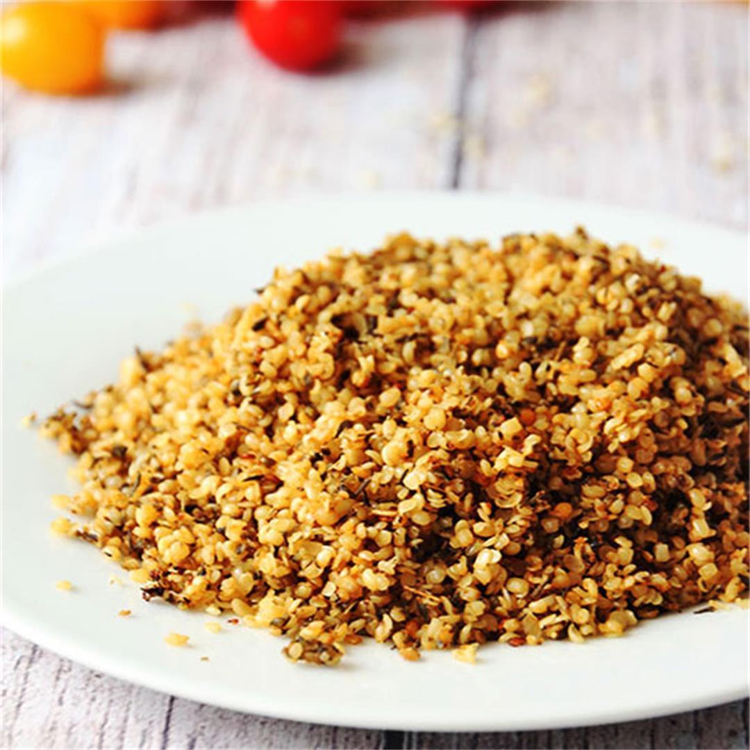 hemp seed parmesan