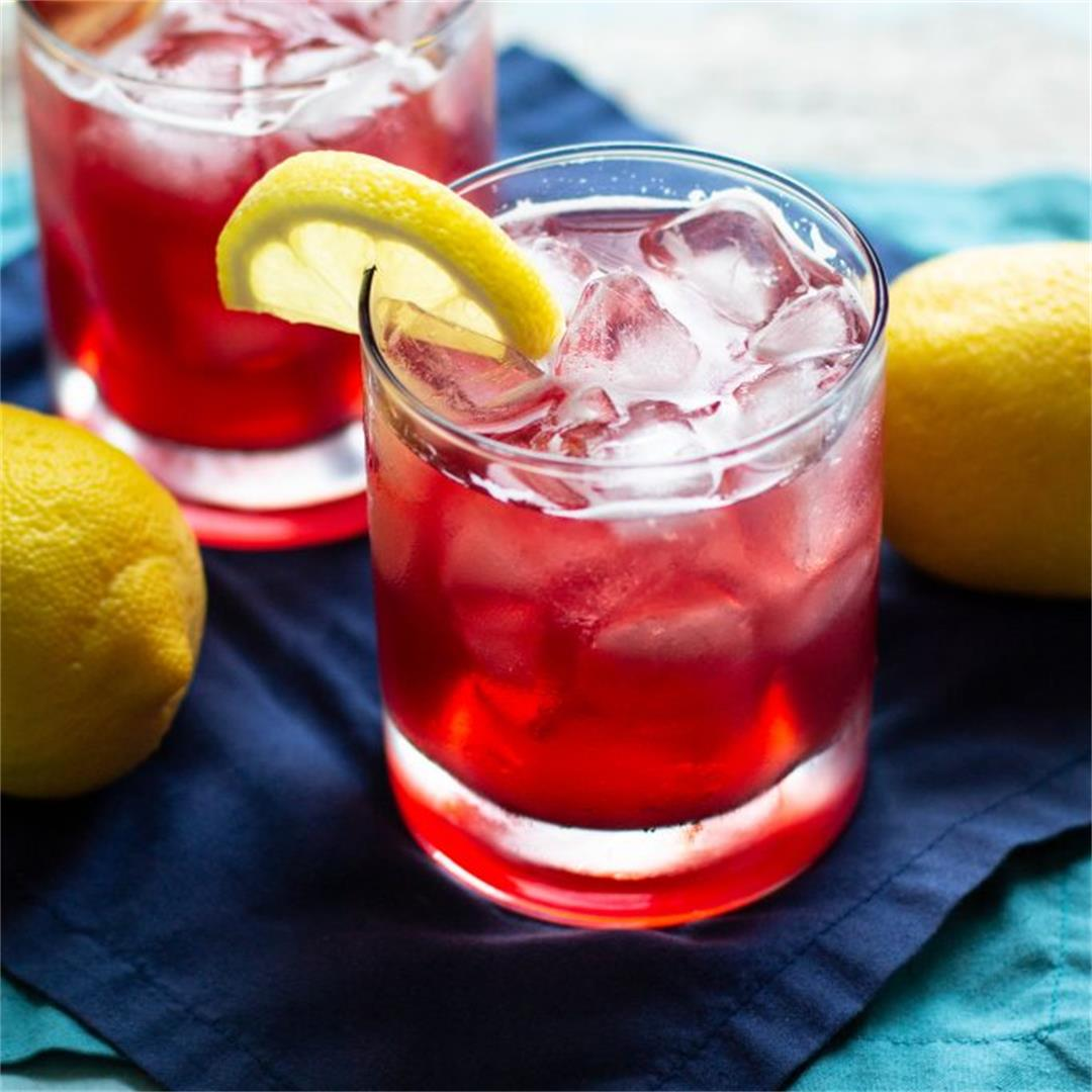 The Belmont Jewel Cocktail Recipe