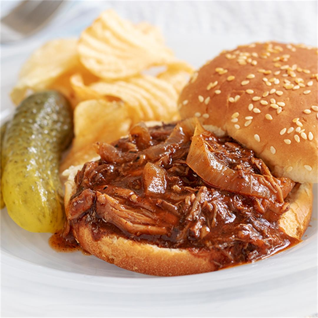 Pulled Pork With Country Style Pork Spare Ribs