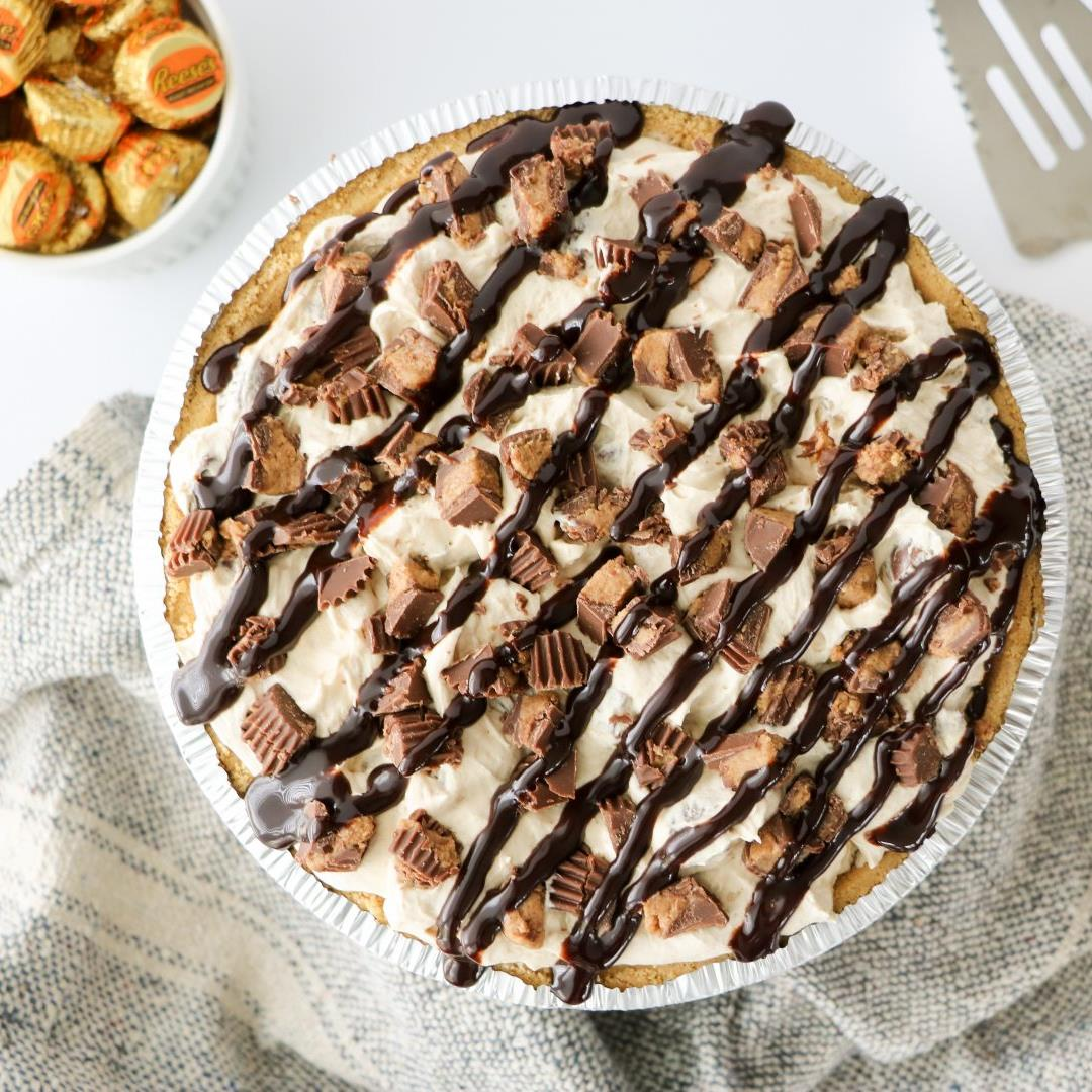 Reese's No-Bake Pie