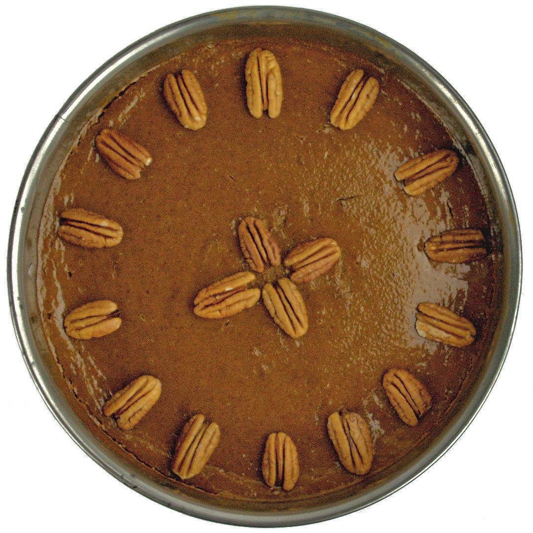 Pumpkin Pie on Date-Pecan Crust – A Gourmet Food Blog