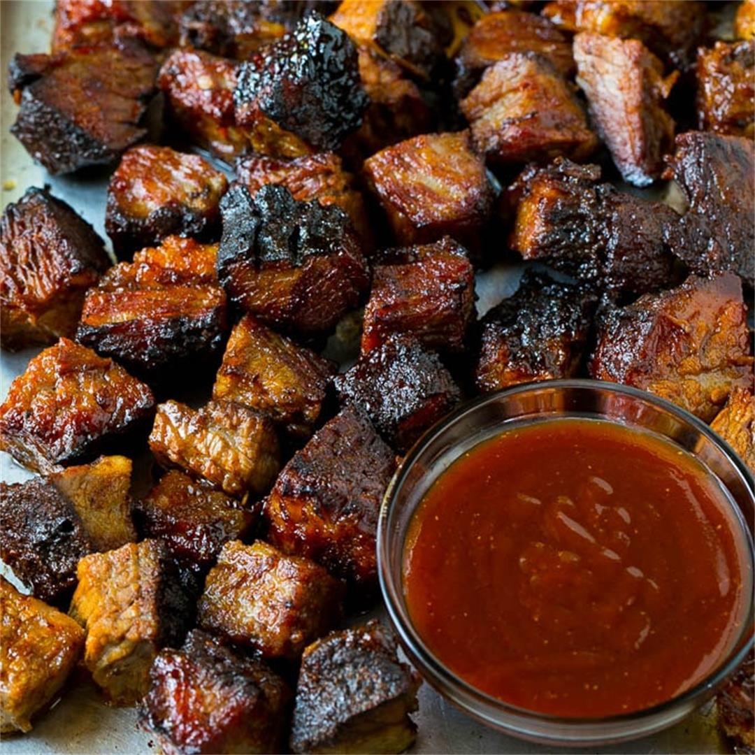 Burnt Ends Recipe
