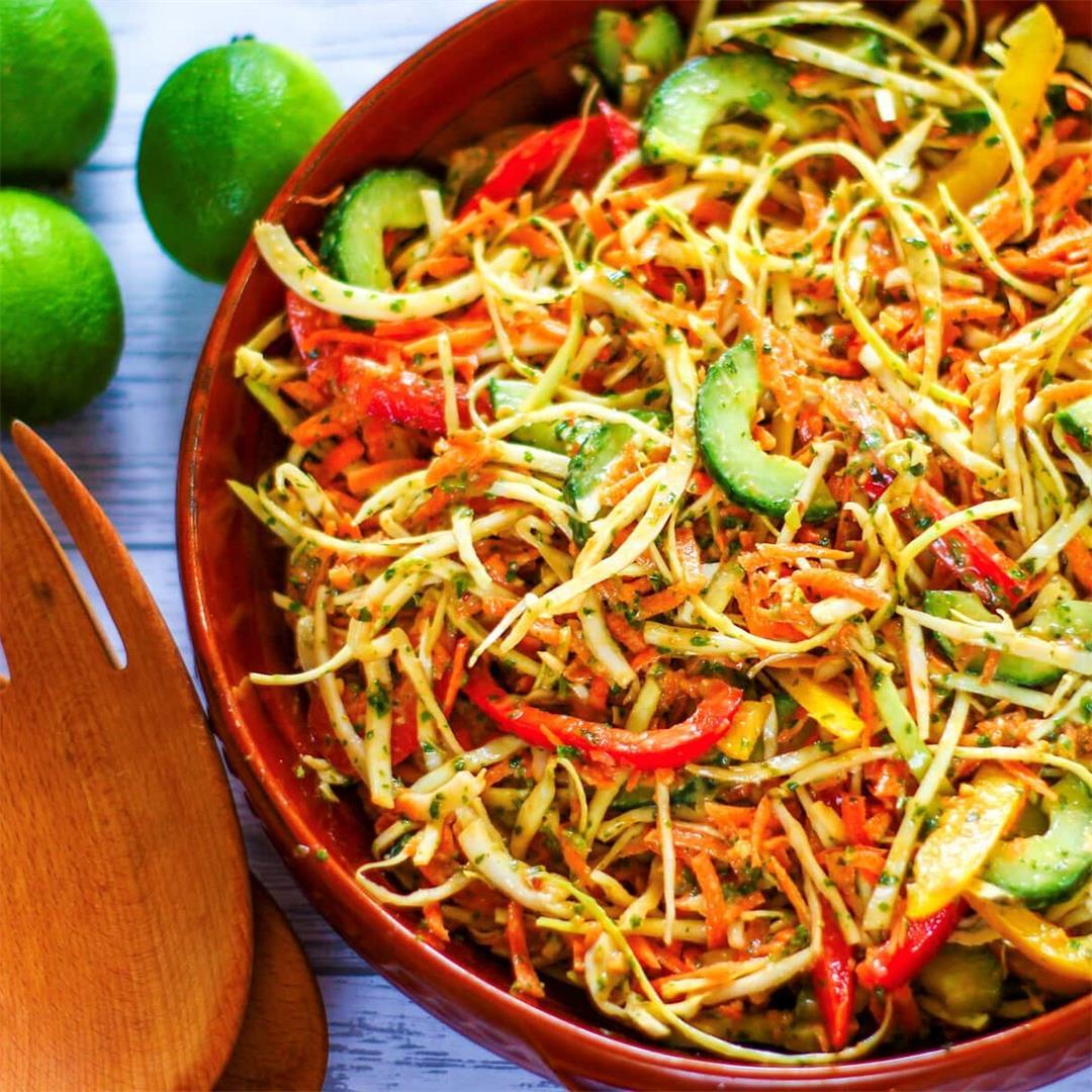 Easy Thai Salad