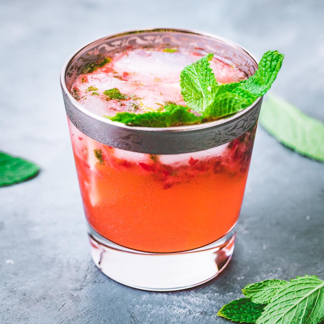 Strawberry Mojito