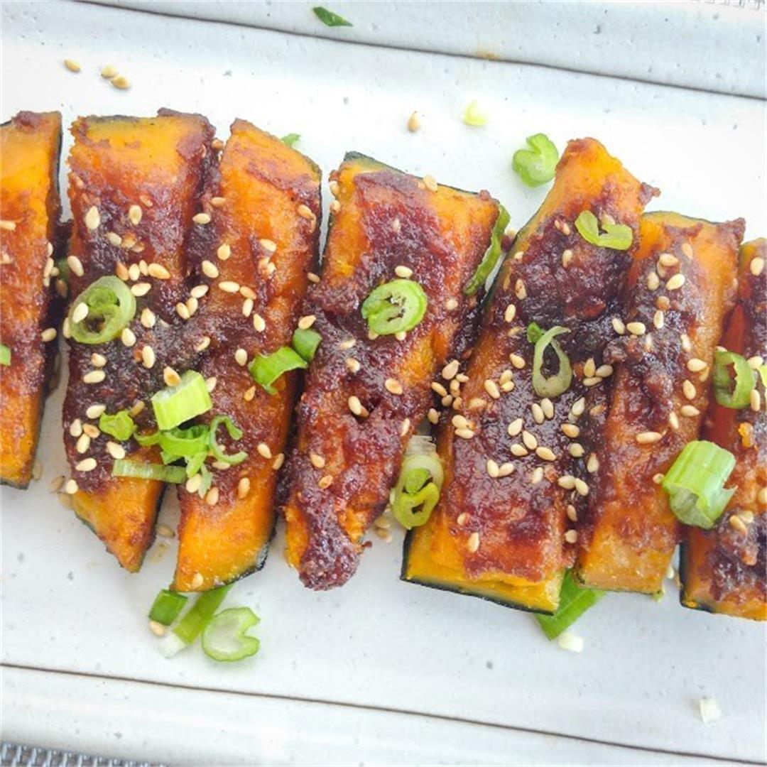 Chinese BBQ Pumpkin