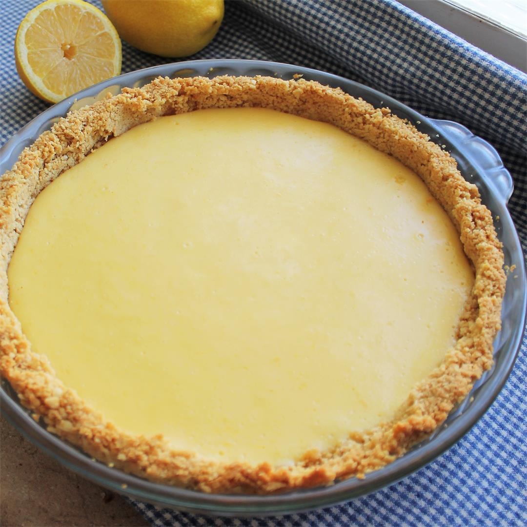 North Carolina Lemon Pie (Cook's Country) – My Recipe Reviews