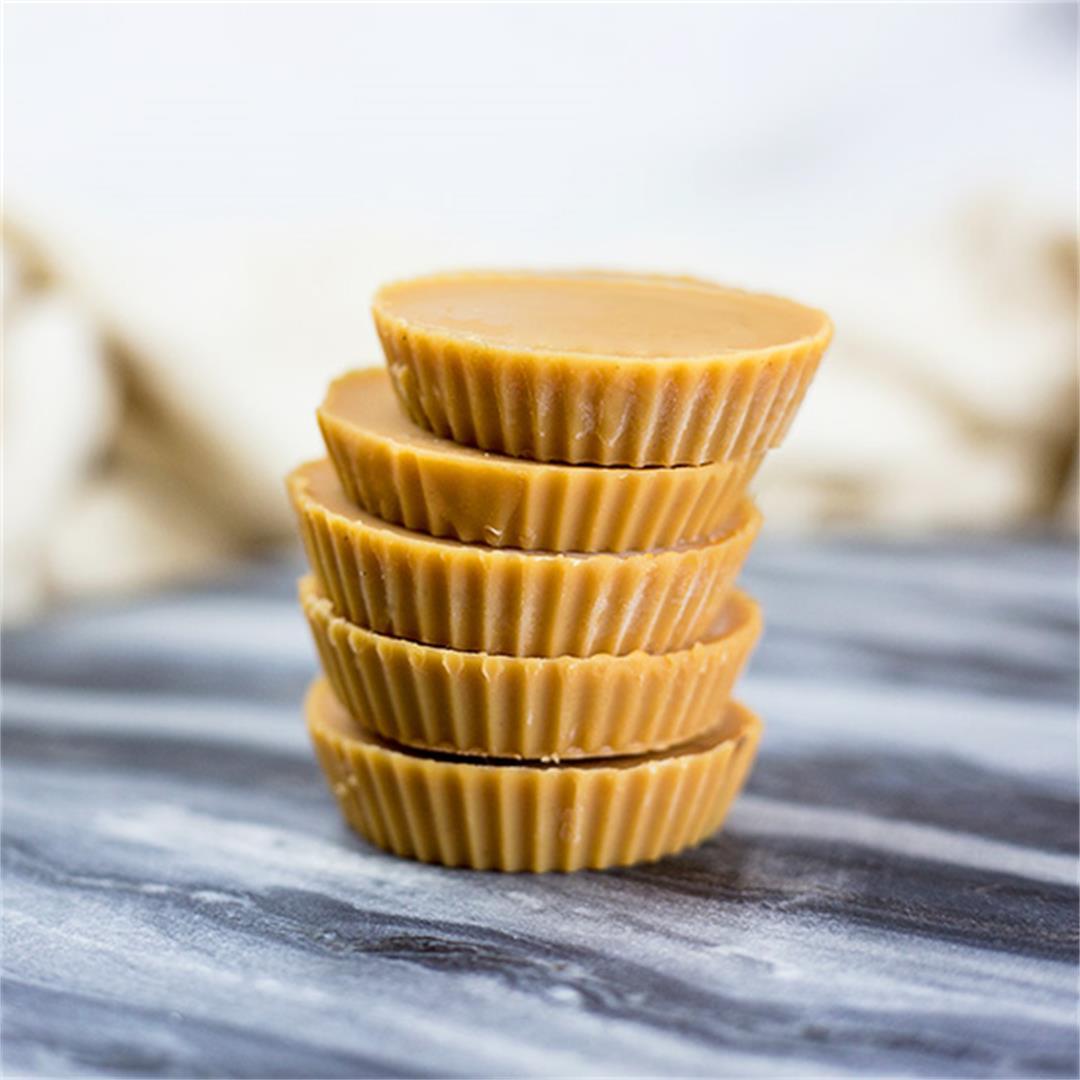 Peanut Butter Fat Bombs (Keto, Paleo, Vegan)