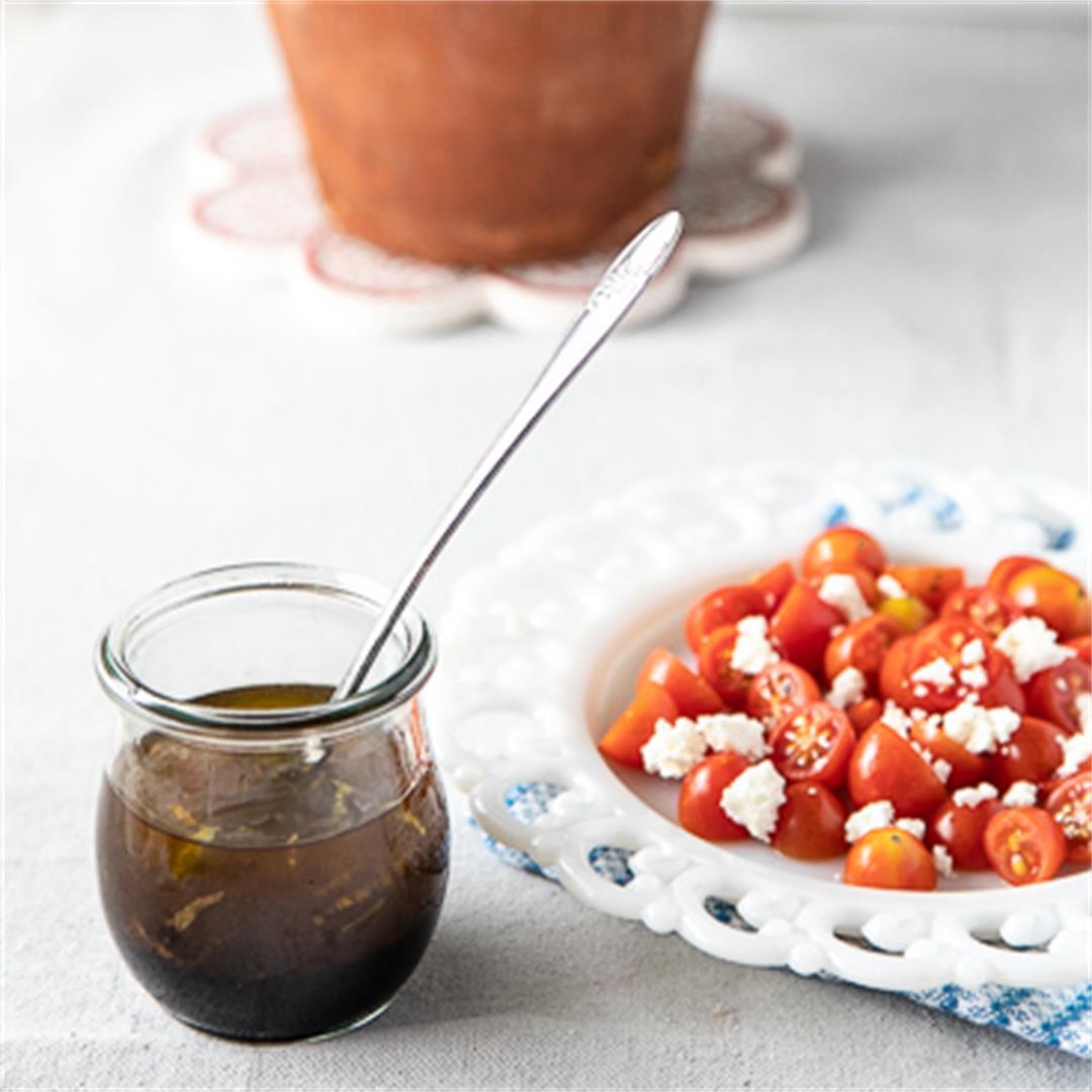 Sweet Basil Vinaigrette