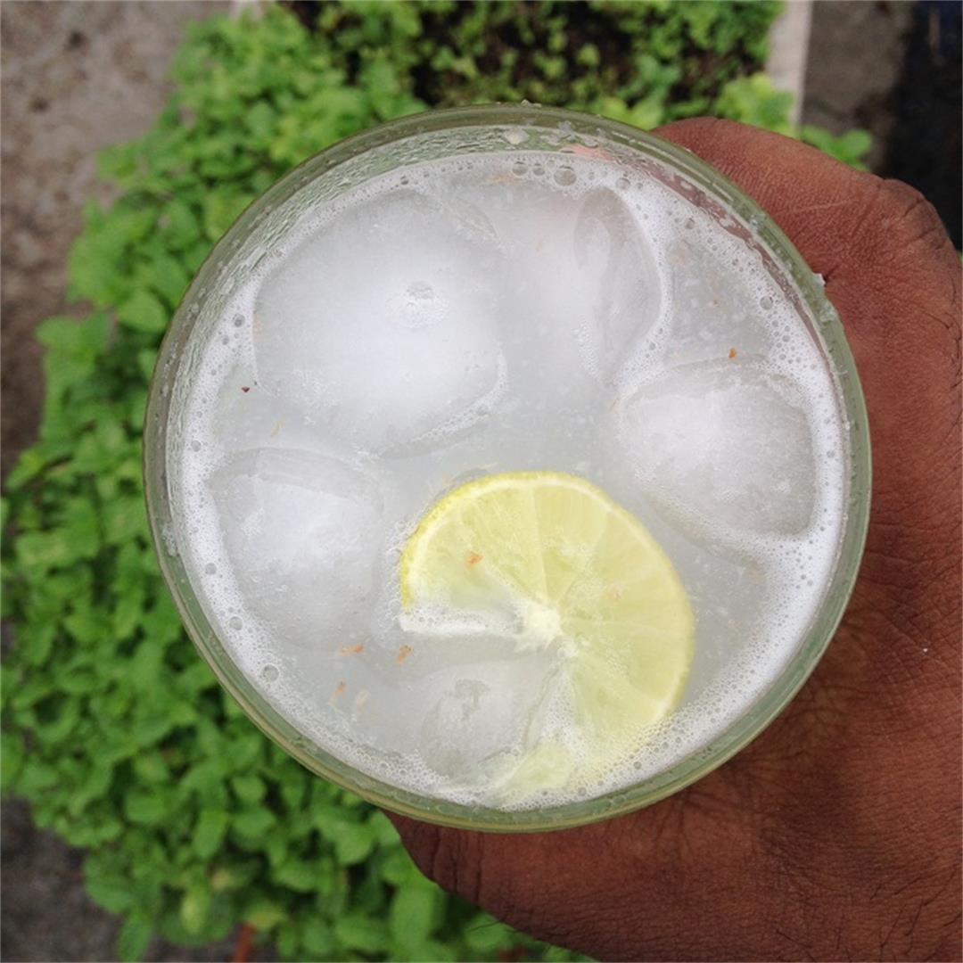 Litchi lemonade, Mouthwatering & refreshing lychee lemonade