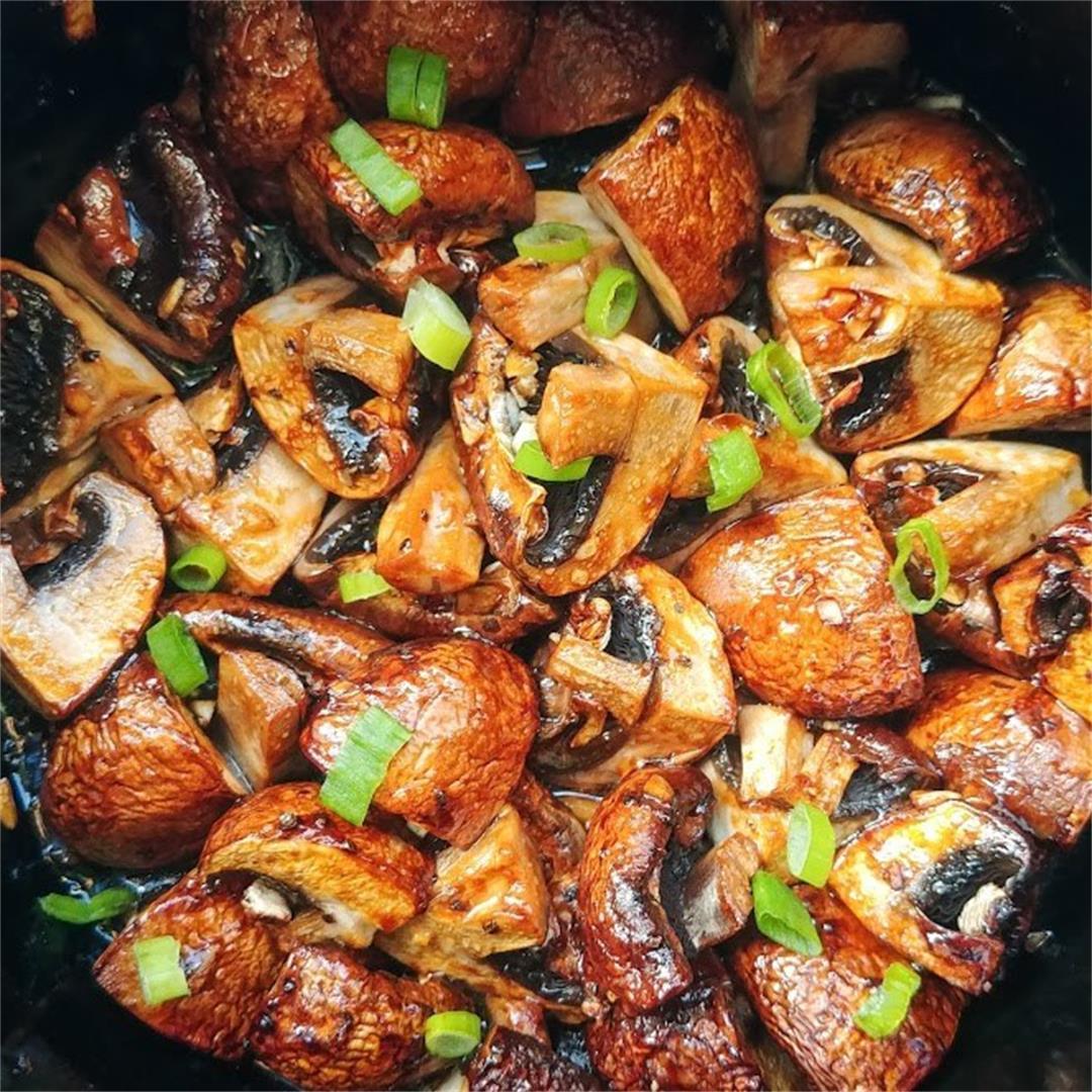 Oyster Sauce Mushroom