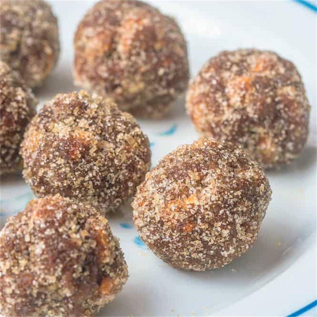 Tamarind candy (Tamarind balls)