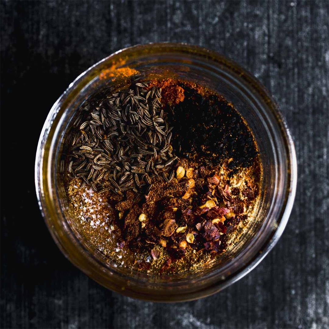Moroccan Spiced Honey: seeded honey with moroccan spices — Reci