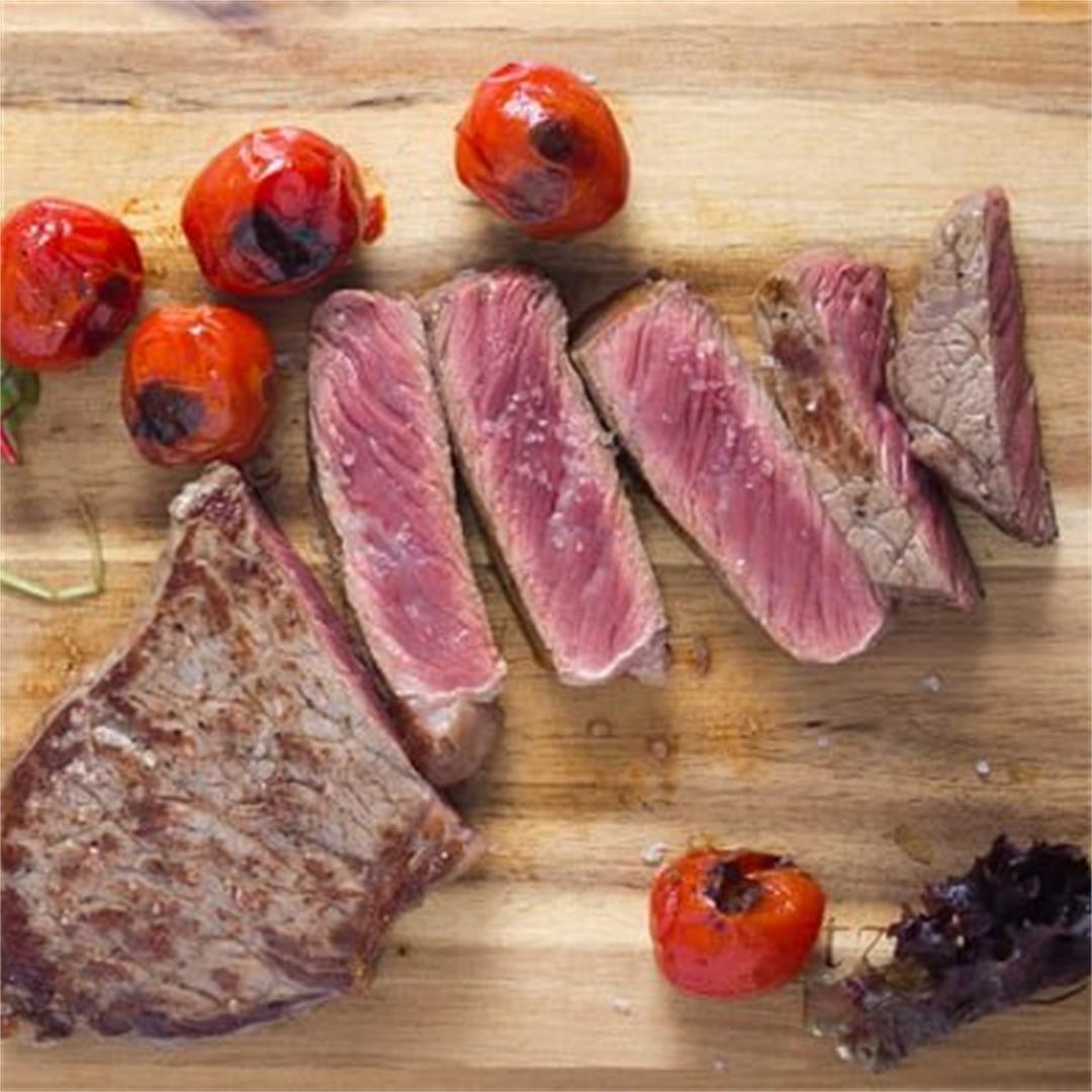 Beef Tagliata – Italian Steak