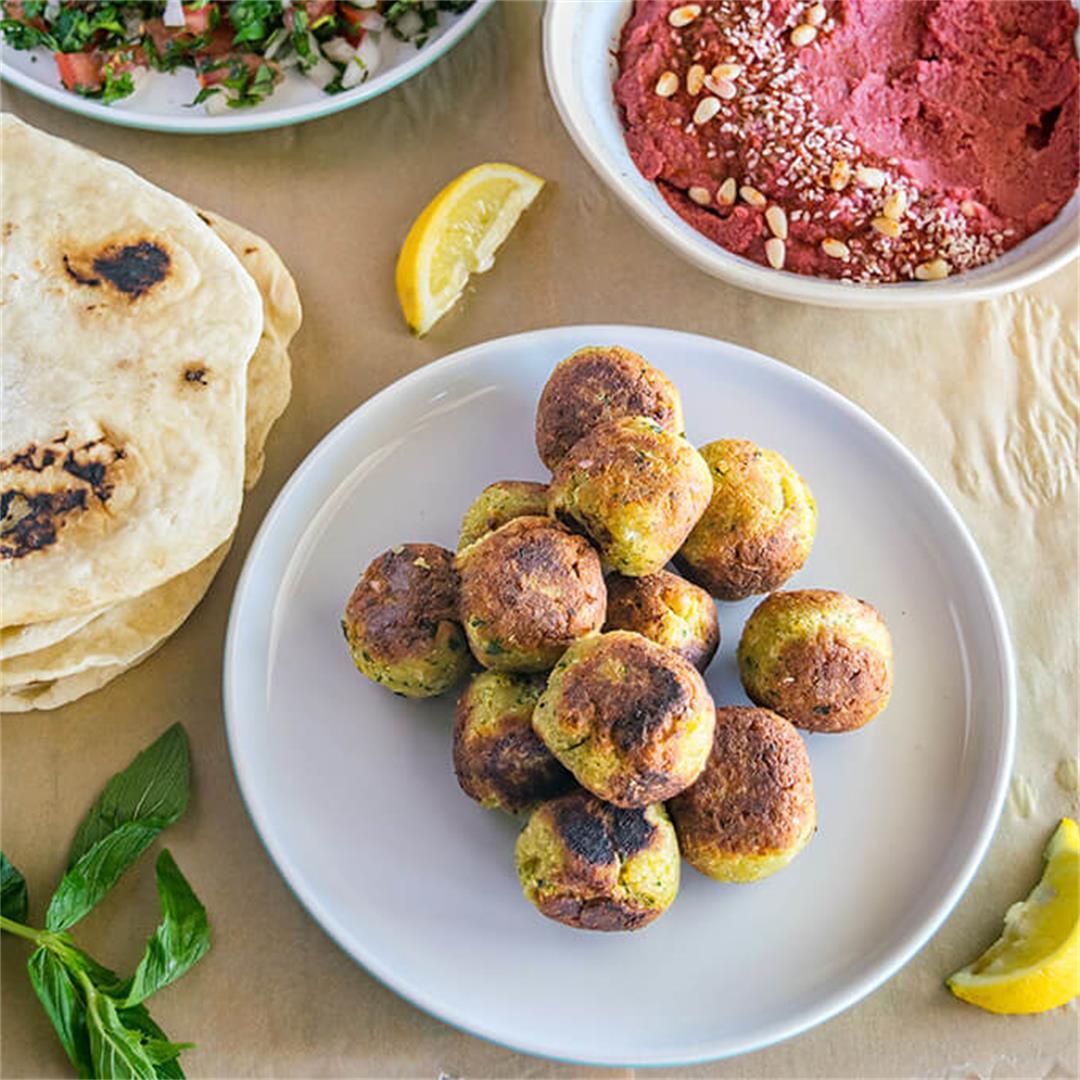 Crispy Vegan Falafel Recipe