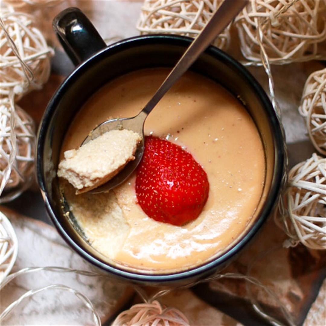 Healthy Baked Yogurt Dessert