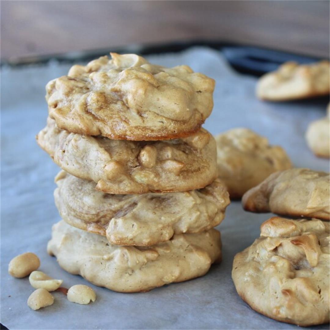 Sugar Free Flourless Peanut Butter Cookies