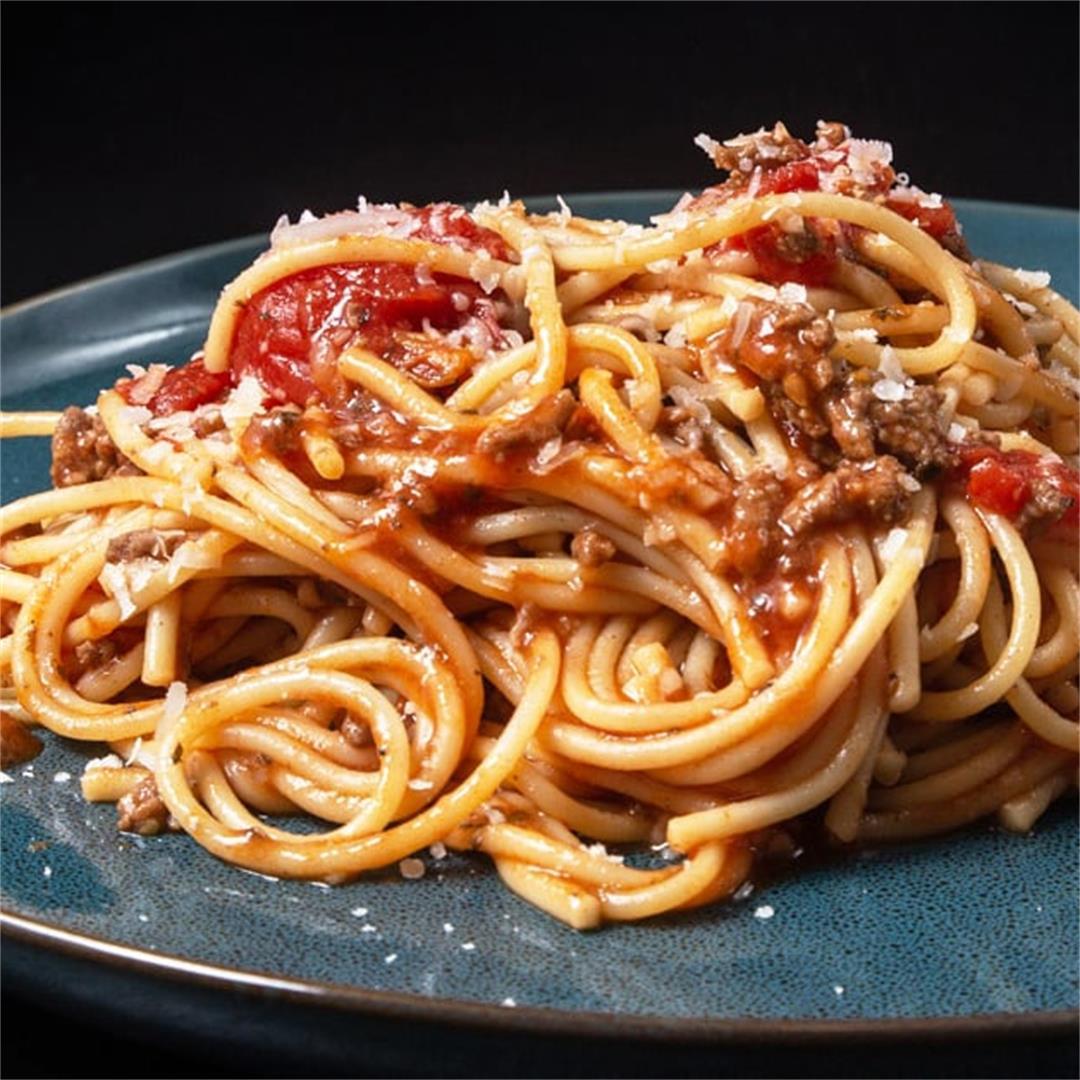 Instant Pot Quick & Easy Spaghetti