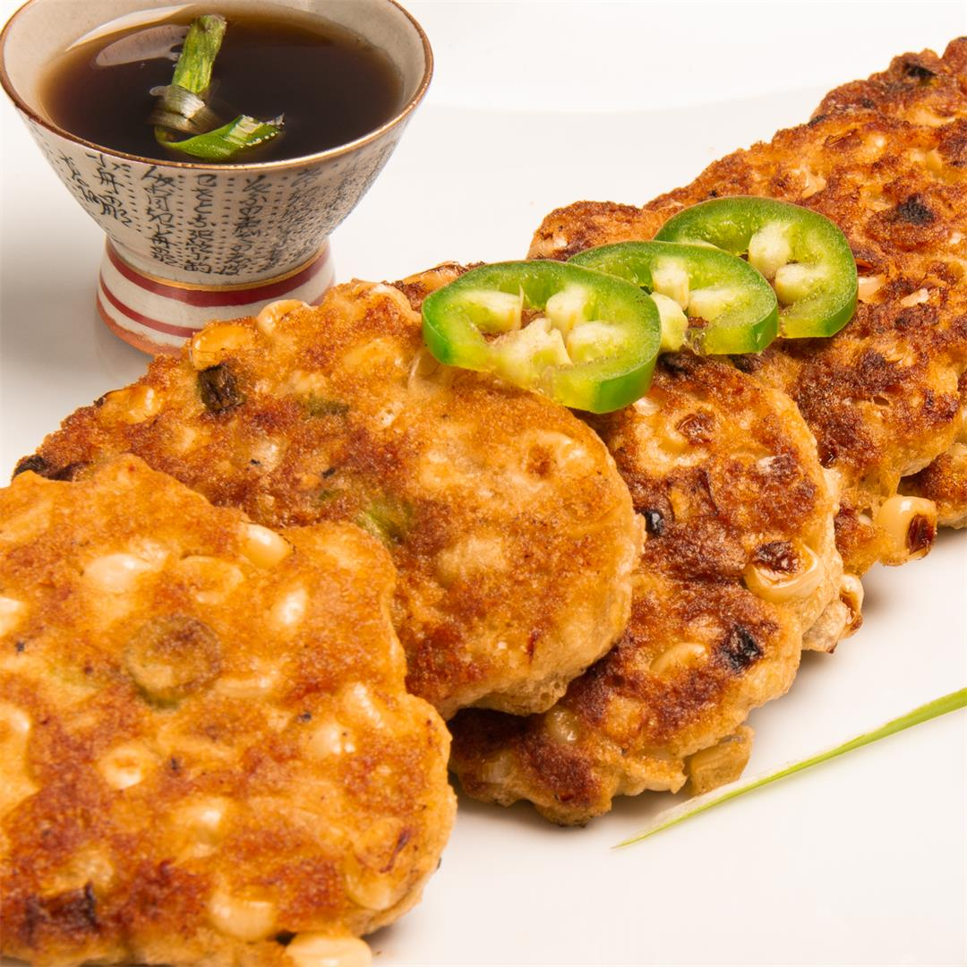 Thai-Style Corn Fritters