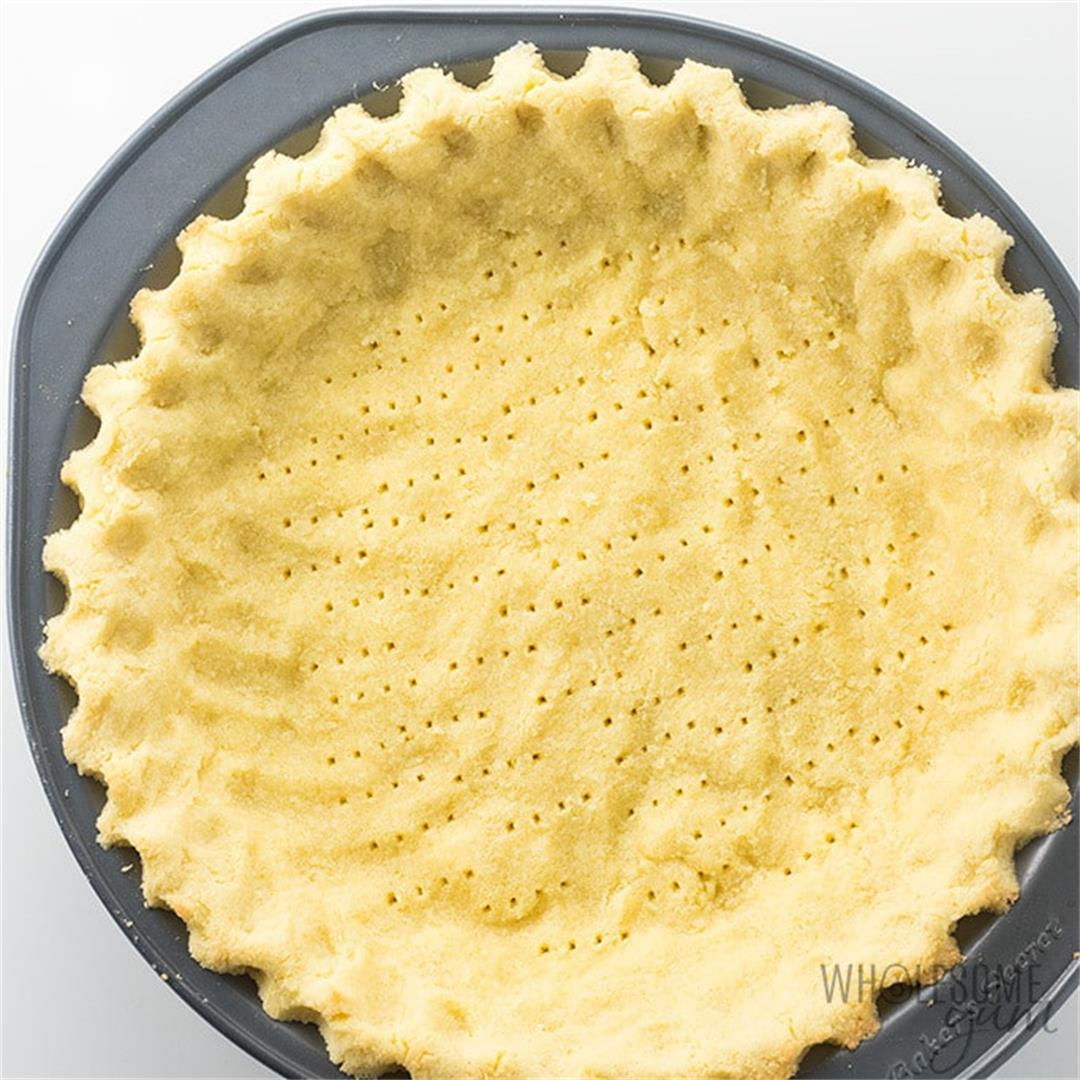 Coconut Flour Pie Crust Recipe