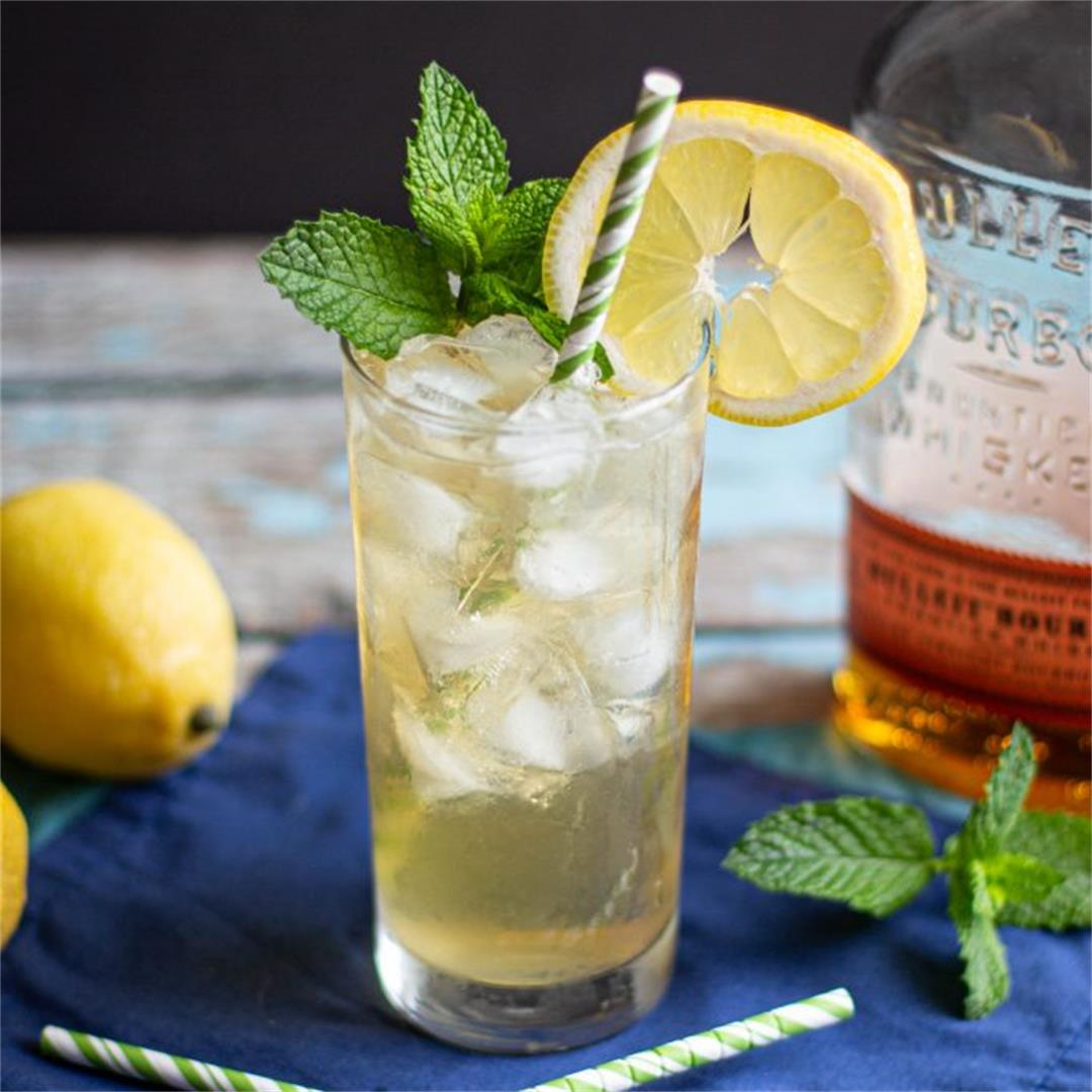 Kentucky Bourbon Lemonade Recipe