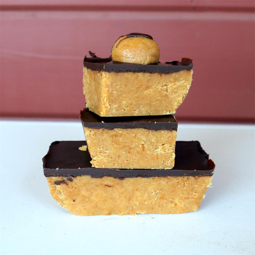 Peanut Butter Chocolate Square – Reboot Your Life