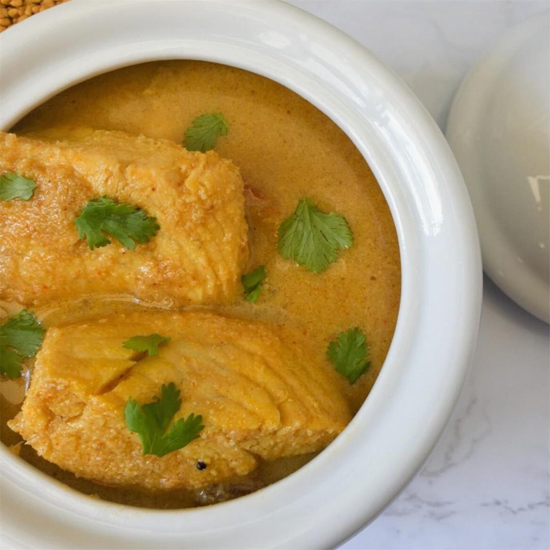 Kerala Fish Curry Recipe