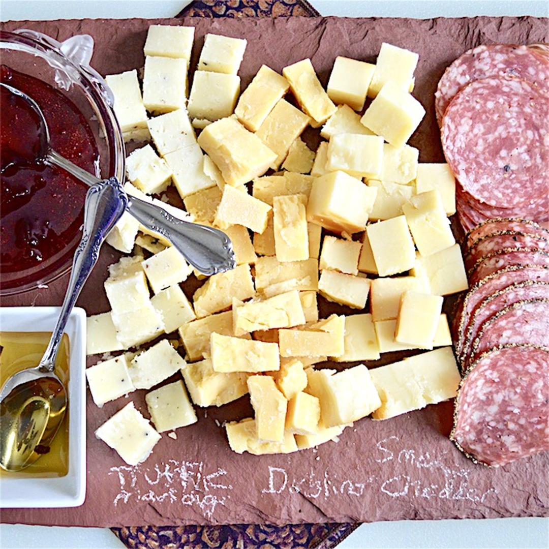 My Ultimate Charcuterie Platter - Jeanie and Lulu's Kitchen