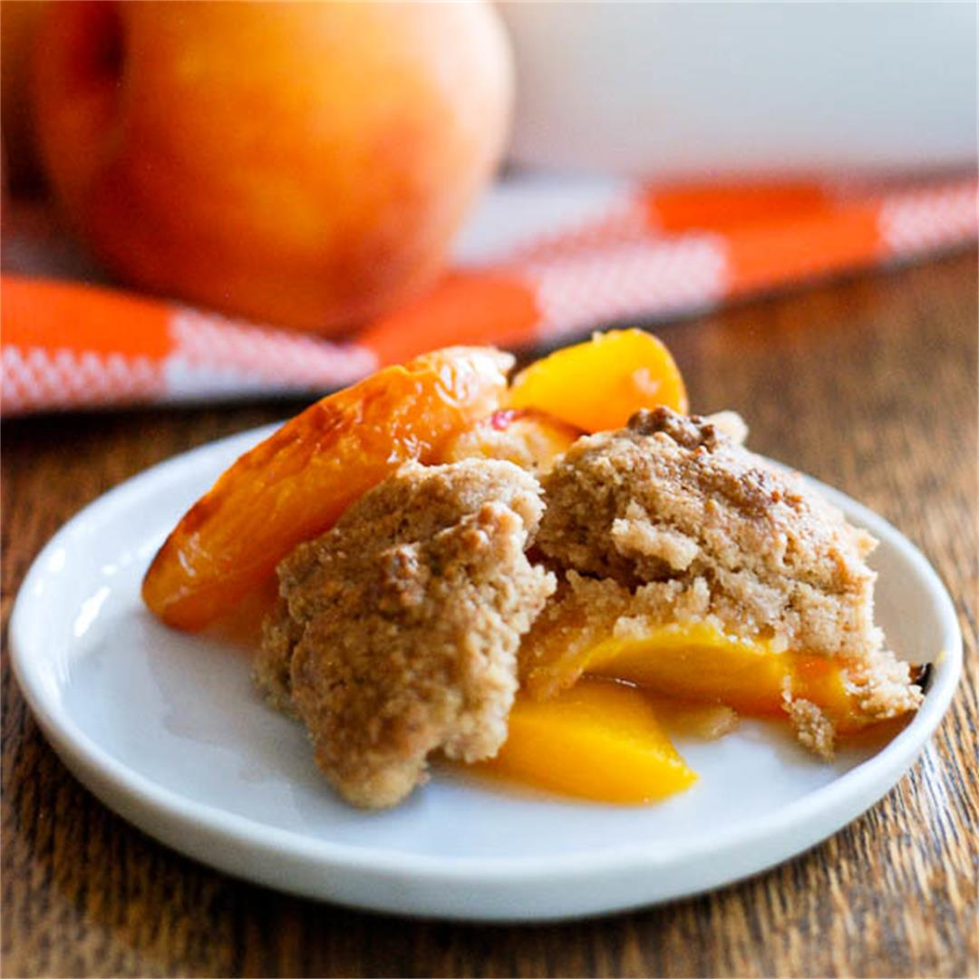 New York Times Perfect Peach Pie