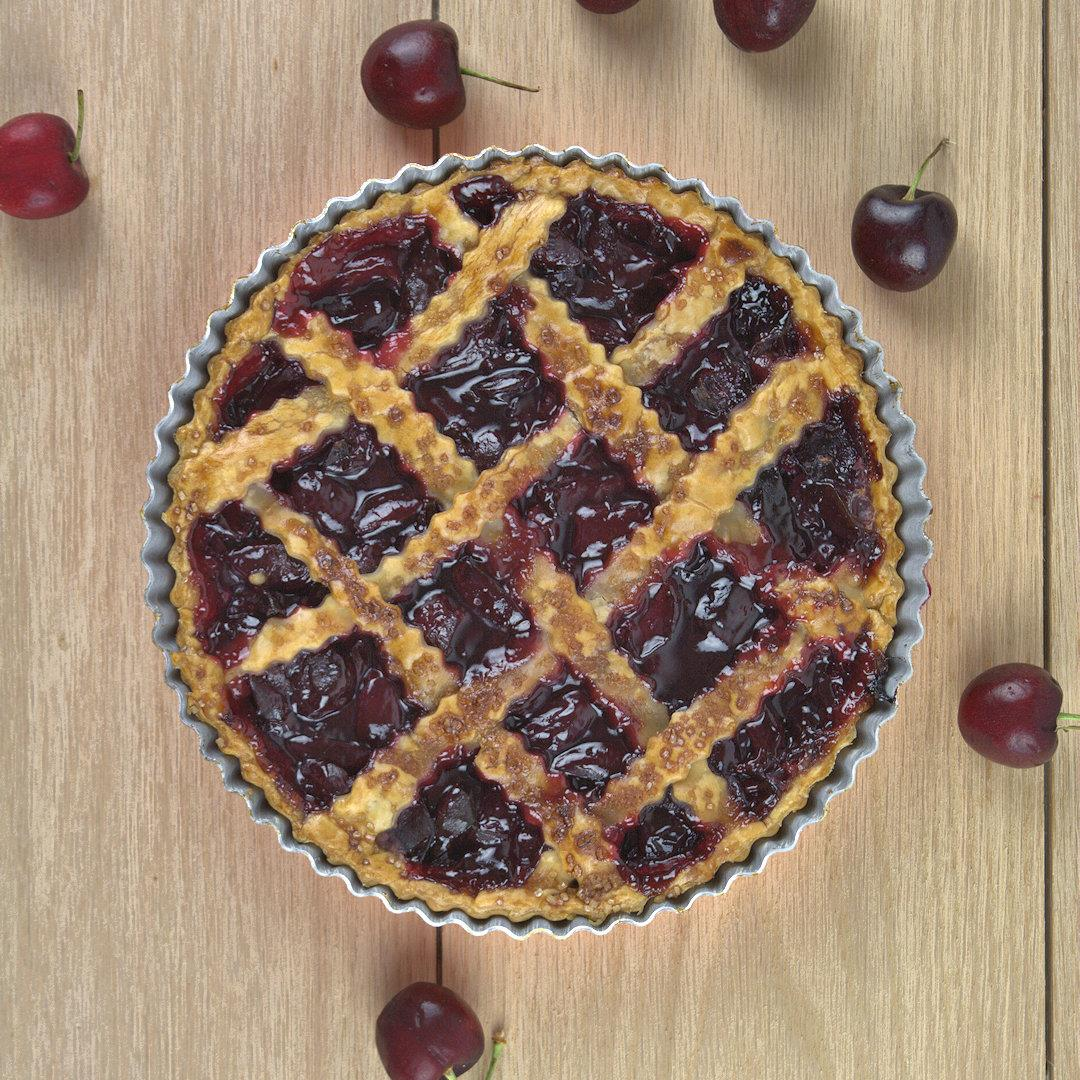 Homemade Cherry Pie for Two – A Gourmet Food Blog