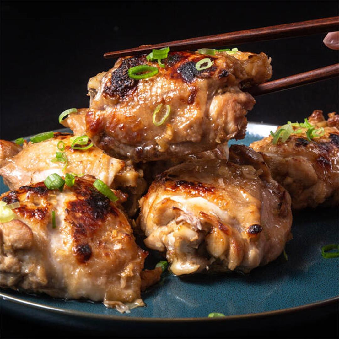 Instant Pot Lemongrass Chicken