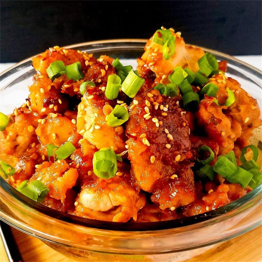 Asian Sesame Honey Chicken