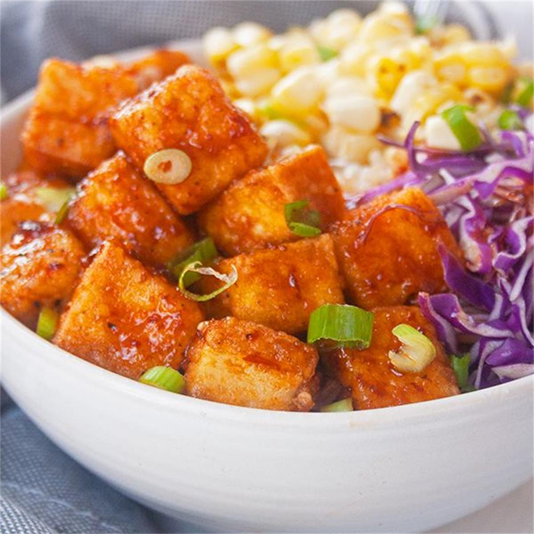 Spicy Chipotle Tofu