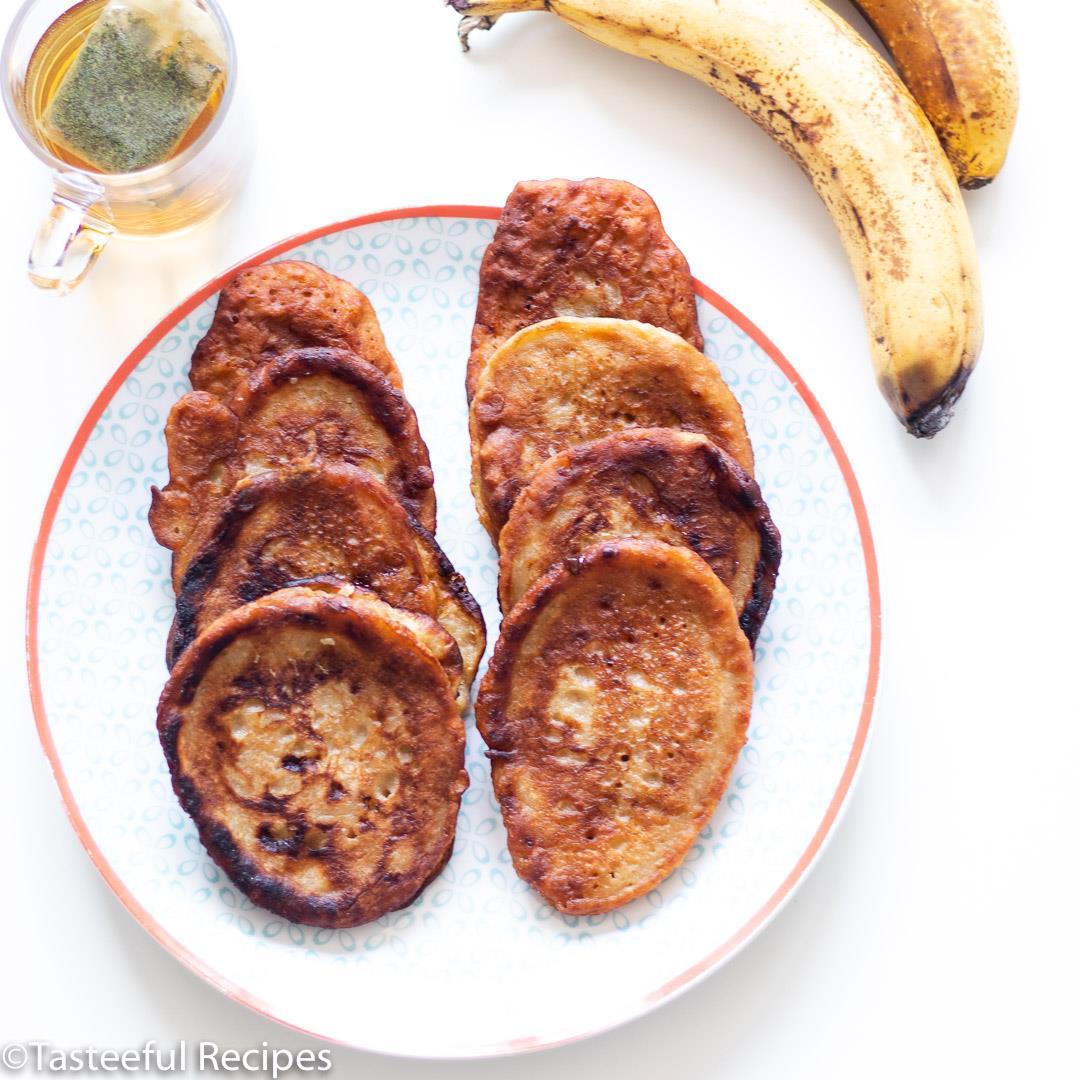 Fried Caribbean Banana Fritters