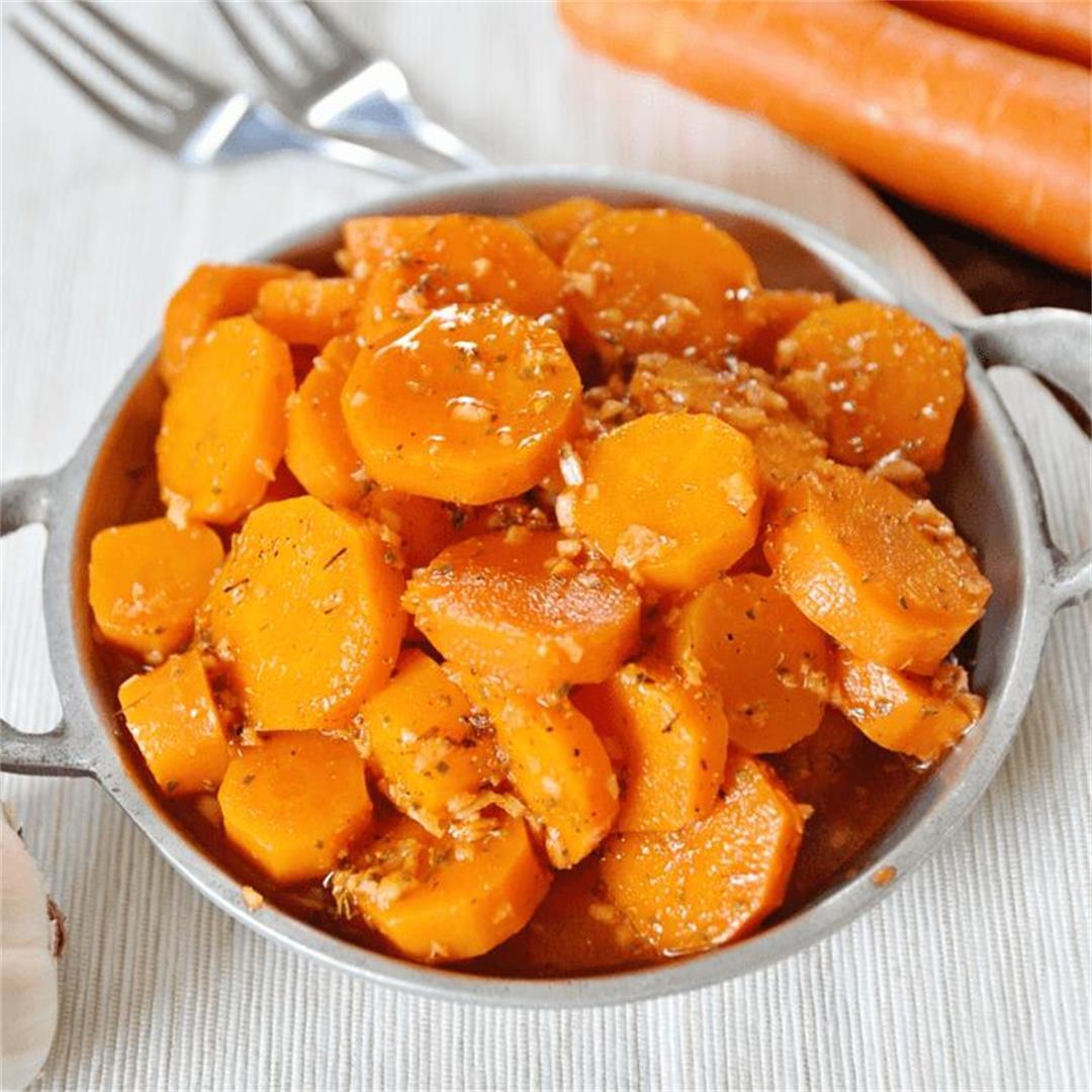 Spanish Marinated Carrots – Zanahorias Aliñadas Recipe
