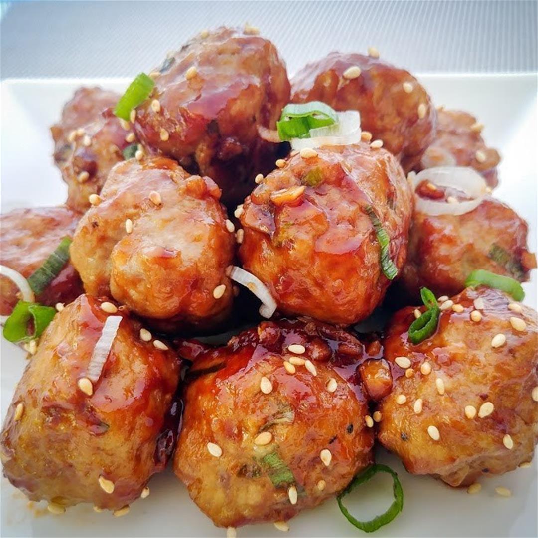 Peking Meatballs