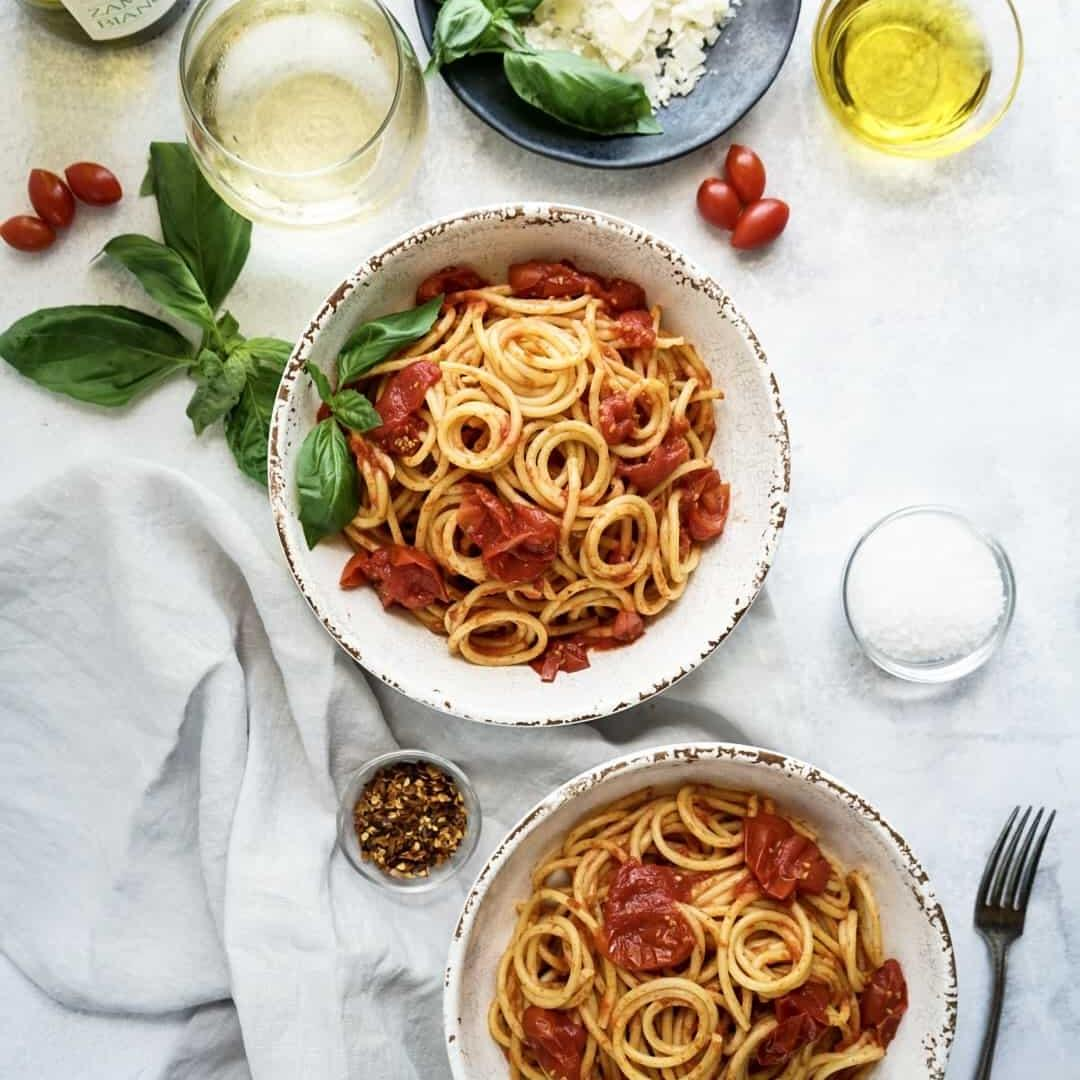 Spaghetto al Pomodoro Pasta Party + My Eataly Adventure