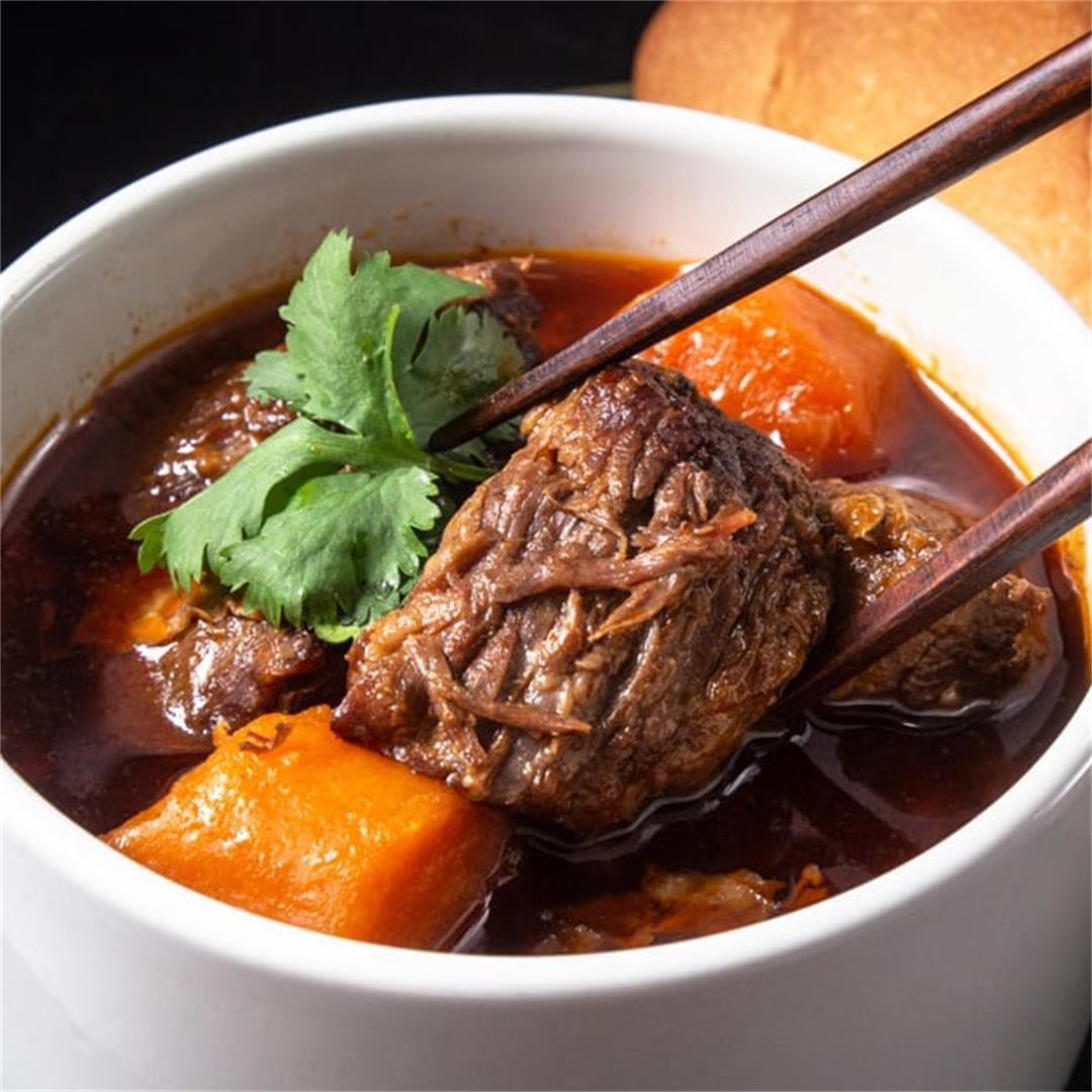 Instant Pot Bò Kho (Vietnamese Beef Stew)