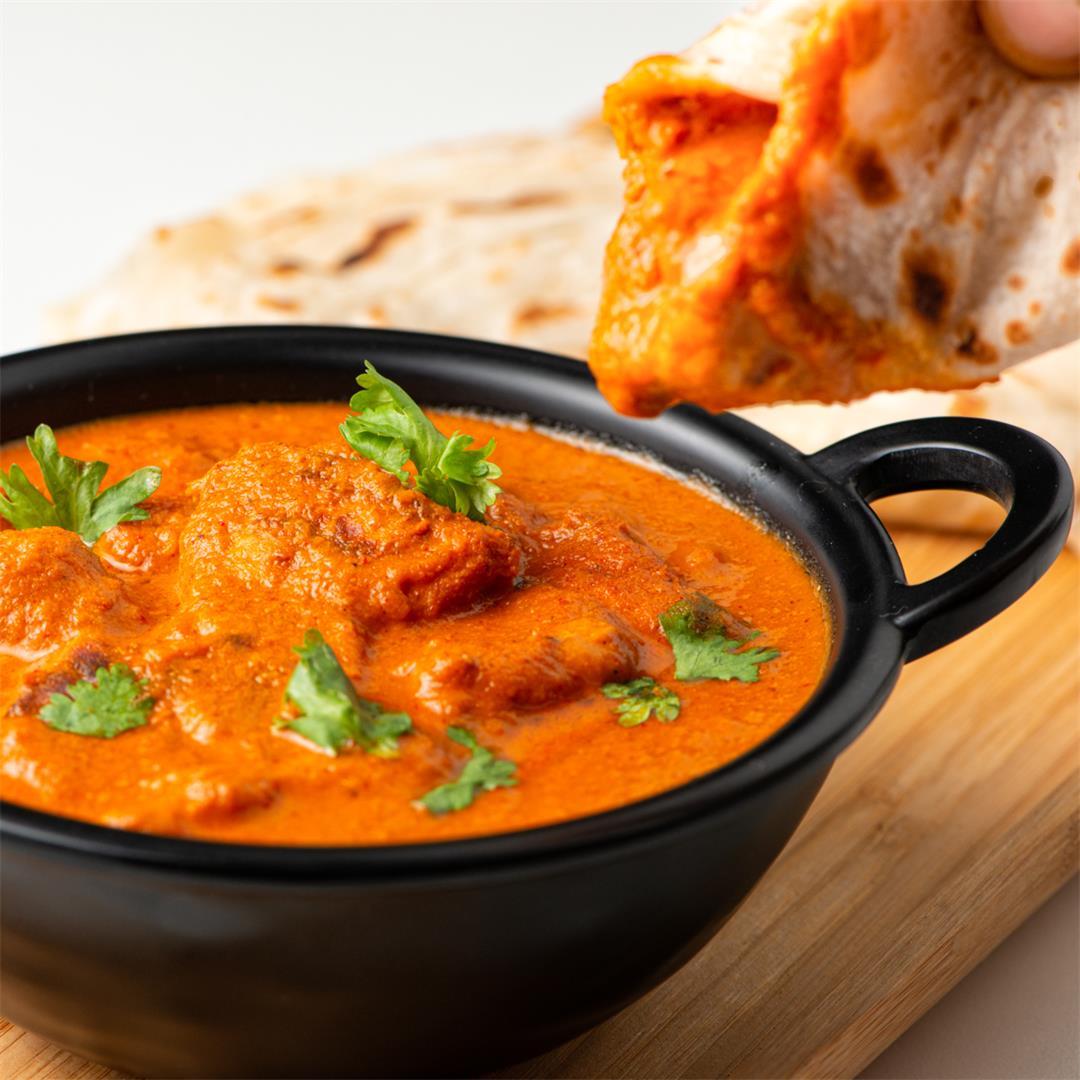 Chicken Tikka Masala/ Spicy Chicken Tikka Curry