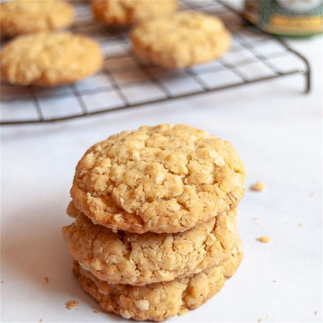 Quick and Easy Oat Biscuits