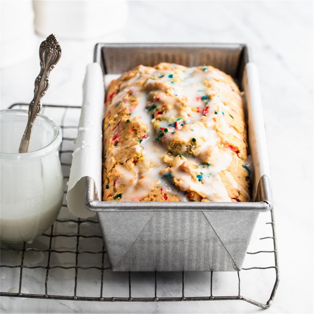 Healthy Pound Cake Recipe