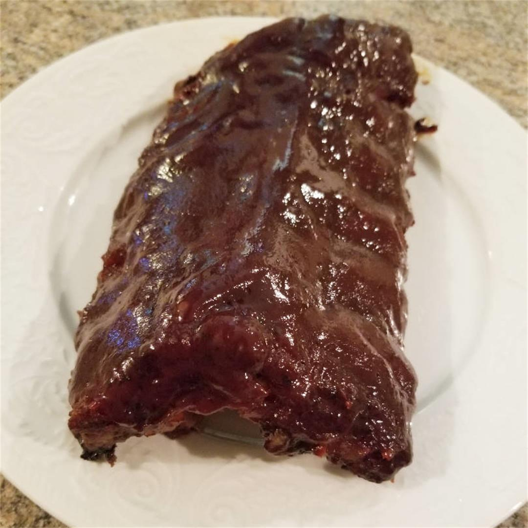 Baked BBQ Ribs