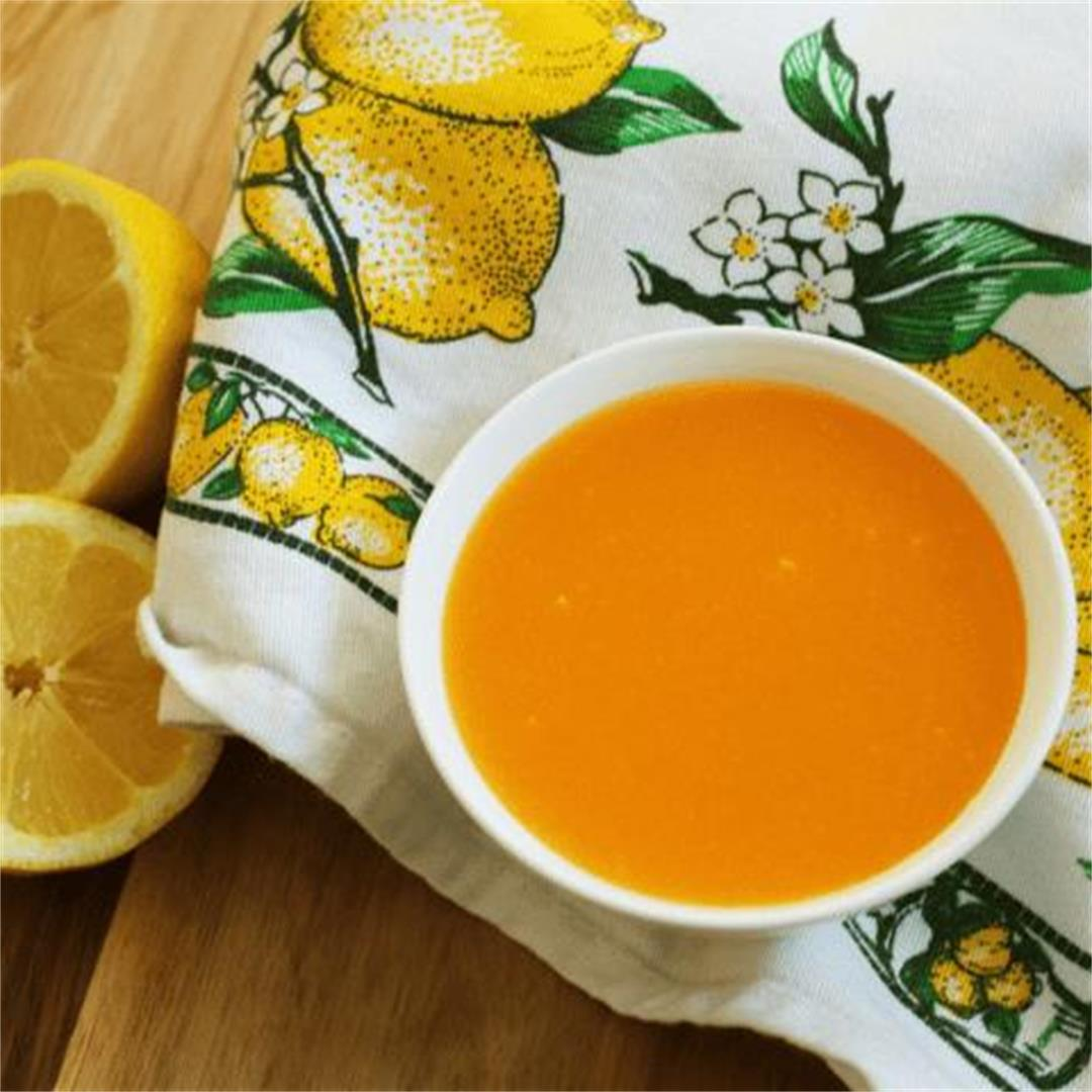 Classic Lemon Curd - It's Not Complicated Recipes