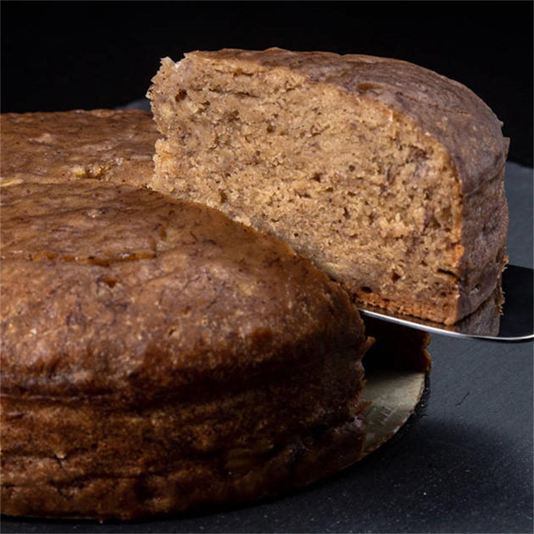 Instant Pot Nana's Ultra Moist Banana Bread