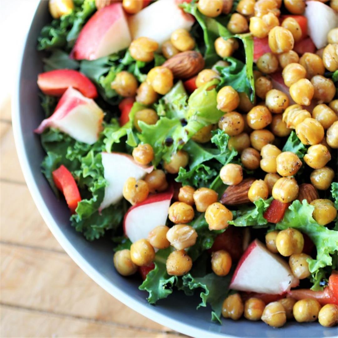 Sweet Nectarine Salad Recipe